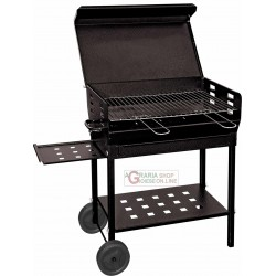 BARBECUE A CARBONE POLIFEMO ROBUSTO CM. 40x70x95h.