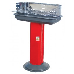 BARBECUE A CARBONE SUPER IDEA MOD. 60-30