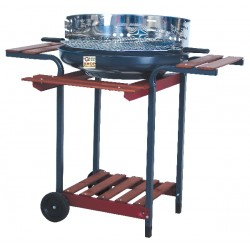 BARBECUE SUPER IDEA MOD. COMBI 600