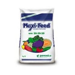 MAXI FEED NPK 9.18.27 CON MICROLEMENTI concime per fertirrigazione kg. 25
