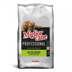 MIGLIORCANE KG. 10 PROFESSIONAL MIX CON VERDURE