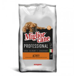 MIGLIORCANE KG. 15 ACTIVITY 27% DI PROTEINE
