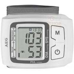 Misuratore di pressione a batteria da polso BMG 5610 AEG