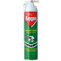 BAYGON SCHIUMA ML. 400 SCARAFAGGI E FORMICHE