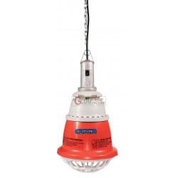 NOVITAL LAMPADA RIFLETTORE ALADINO 250 CON VARIATORE E CAVO DA MT. 5