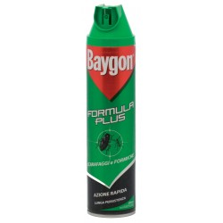 BAYGON SPRAY SCARAFAGGI E FORMICHE ML. 400