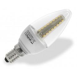 BEGHELLI LAMPADA A LED 56013 OLIVA E14 W3,5 LUCE CALDA