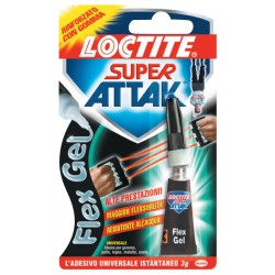 ADESIVO ATTAK FLEX GEL GR. 3