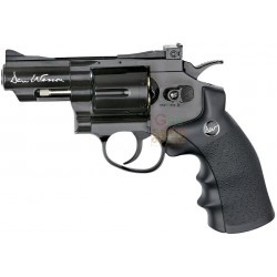 PISTOLA CO2 AIRSOFT DAN WESSON 2,5 POLLICI REVOLVER CALIBRO MM.