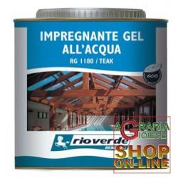 RIOVERDE RG 1180 IMPRENGNANTE A GEL PER TEAK LT. 0,750
