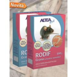 RODIF - Grano ESCA TOPICIDA-RATTICIDA GRANO, IN BUSTINE