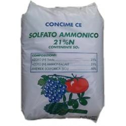 SOLFATO AMMONICO CONCIME MINERALE KG. 33.33
