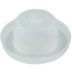 TAPPI IN PLASTICA BIDOUL CONF. 100 PZ