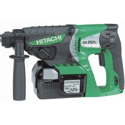 TASSELLATORE HITACHI DH25DL 25.2V 3Ah CON 2 BATTERIE LITIO
