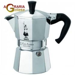 BIALETTI CAFFETTIERA CAFFE MOKA EXPRESS 2 TAZZE