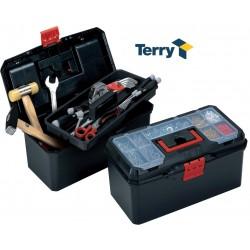 TERRY PORTAUTENSILI TOOL CASE 16 CM. 41x20x18