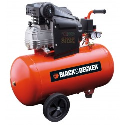 BLACK AND DECKER COMPRESSORE 220V Mod. BD 205/50 HP. 2,0 LT. 50