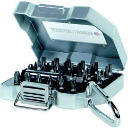 BLACK DECKER ART.A7176 GIFT SET 31 PZ