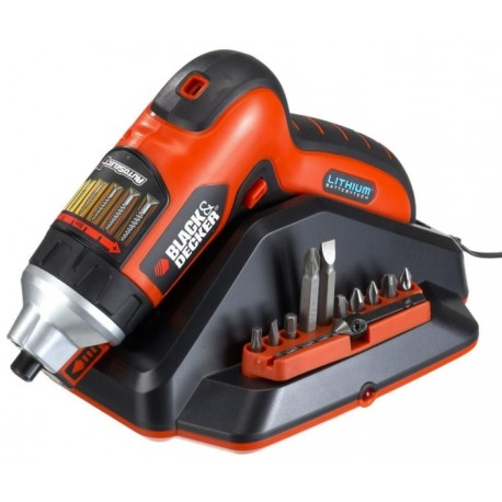 BLACK DECKER AVVITATORE LITIO MOD.AS36LN