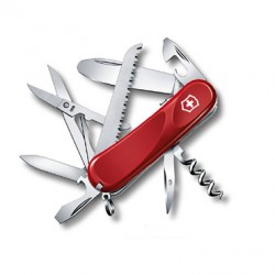 VICTORINOX MULTIUSO JUNIOR 03 GUANCIALI ROSSE MM. 85