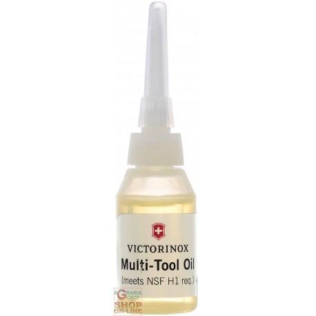 VICTORINOX OLIO LUBRIFICANTE PER MULTIUSO FLACONE DA 5 ML 4.3301