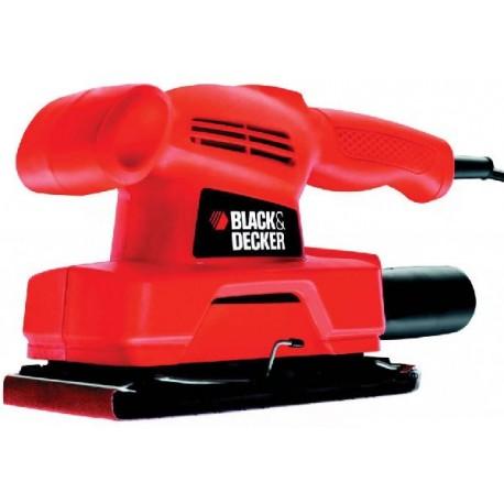 BLACK DECKER LEVIGATRICE ORBITALE MOD. KA300