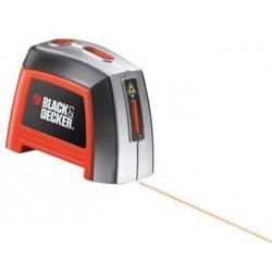 BLACK DECKER LIVELLA LASER BDL120 IN ASTUCCIO CON BATTERIE