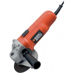 BLACK DECKER SMERIGLIATRICE W.710 MOD.CD115KDC