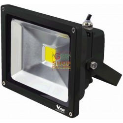VIGOR FARO IN ALLUMINIO LED LUMEN 1700 WATT. 20