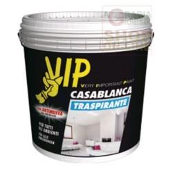 VIP CASABLANCA PITTURA TRASPIRANTE ANTIMUFFA LT. 14 BIANCA