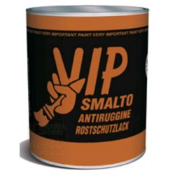 VIP SMALTO ANTIRUGGINE 02 NERO ML. 750