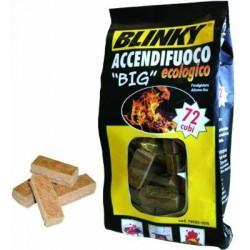 BLINKY ACCENDIFUOCO ECOLOGICO SACCHETTO PZ. 72