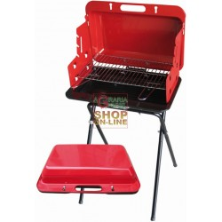 BLINKY BARBECUE A CARBONE SPEEDY VALIGETTA CM. 47X26