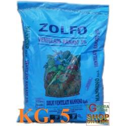 ZOLFO VENTILATO RAMATO 5% KG. 5