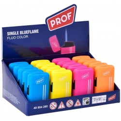 ACCENDINI PROF SINGLE BLUEFLAME FLUO COLOR