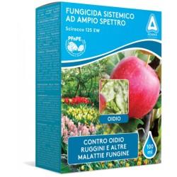 ADAMA Scirocco 125 EW Fungicida sistemico a base DI Tetraconazolo ML. 100