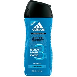 ADIDAS DOCCIA SCHIUMA SHAMPOO VISO 3 in1 AFTER SPORT ml. 250