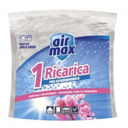 AIRMAX ASSORBIUMIDITA SALI FIORI PRIMAVERA 1RICARICA GR. 450