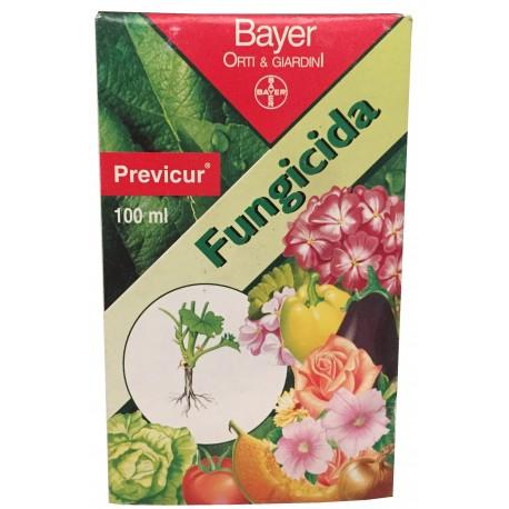 BAYER PREVICUR FUNGICIDA A BASE PROPAMOCARB ML. 100