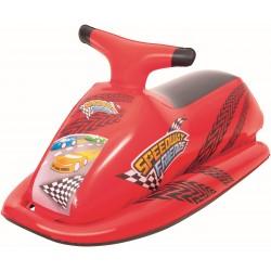 Bestway 41001 Acquascooter con pistola ad acqua per bambini dai 3+ gonfiabile cm. 85
