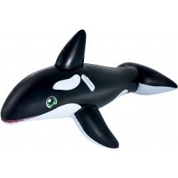 Bestway 41009 delfino gonfiabile Neroe Biancocavalcabile galleggiante per nuoto da bambini