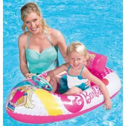 Bestway 93204 canotto piccolo per bambini Barbie con volante cm. 114x74