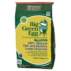 Big Green Egg Sacco Carbonella Vegetale Organico in pezzi kg. 9,07