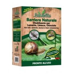 BIOVENTIS disabituante per lumache limacche e chiocciole KG. 1