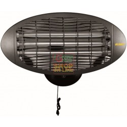 BLINKY STUFA AL QUARZO BK-SQ 1500 PER ESTERNI WATT 500 x 3