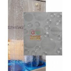 BLINKY TENDA PER DOCCIA MOD. SOAP 3D MT. 1,8X2,4
