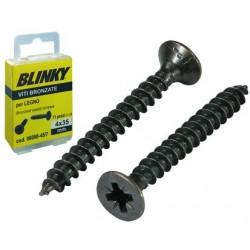 BLINKY VITI BRONZATE BLISTER MM. 3,5X40