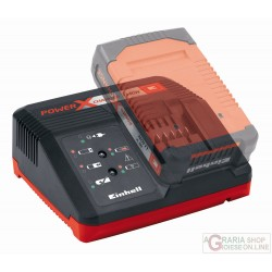 Einhell Carica batteria PXC