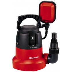 Einhell Pompa elettrica ad immersione acque chiare fondo piatto GC-SP 3580 LL watt. 350
