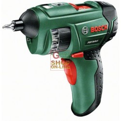 BOSCH AVVITATORE PSR SELECT 3,6 VOLT LITIO